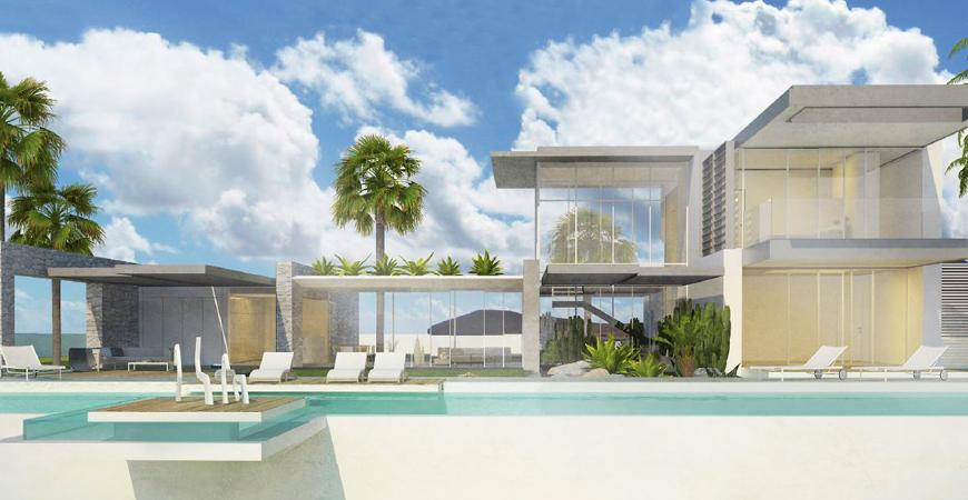 luxury villas tenerife